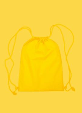 Beutel gelb