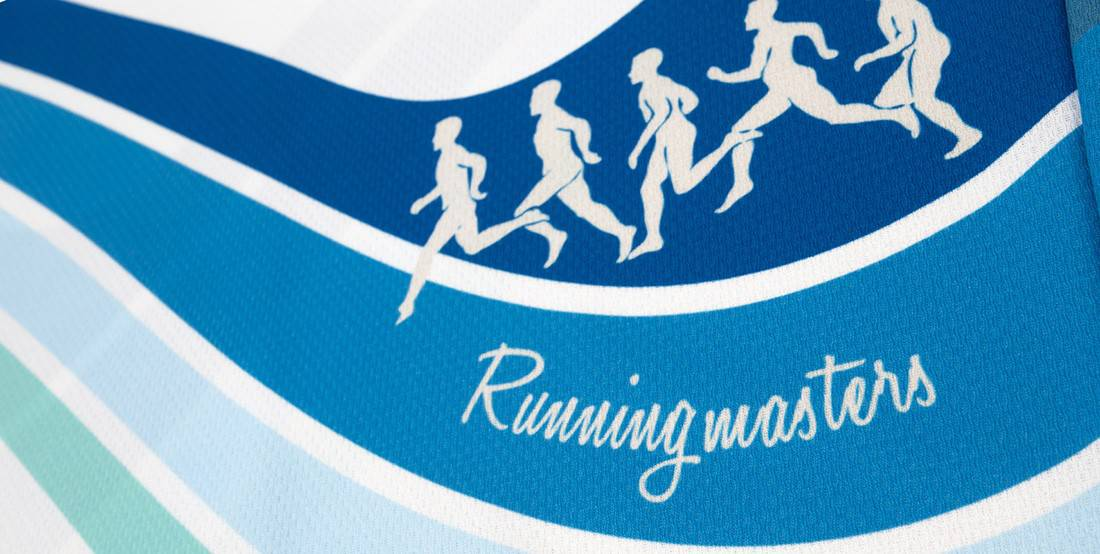Sublimation auf Runningshirt