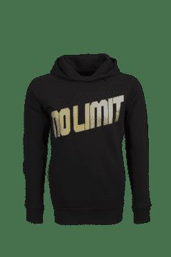 Pullover mit Siebdruck veredelt