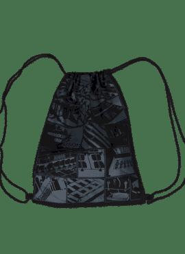 Tasche mit Alloverdruck
