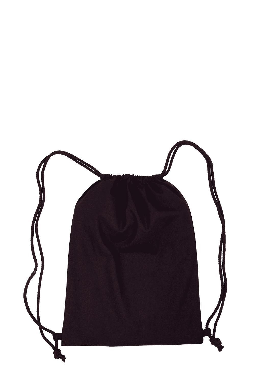 schwarzer Beutel