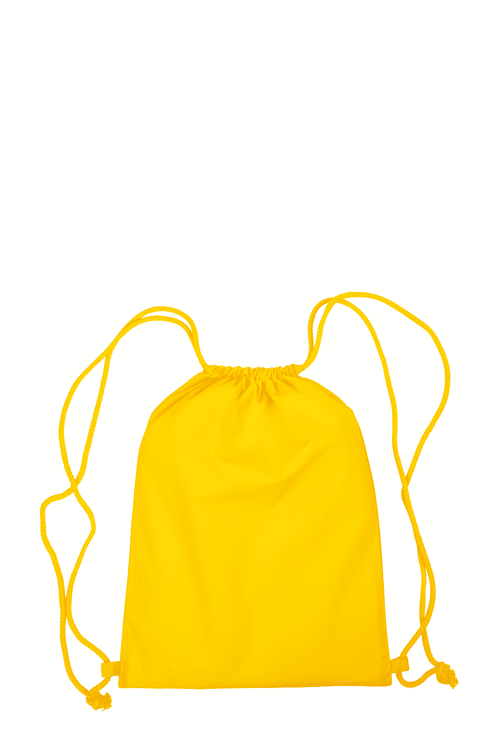 gelber Beutel