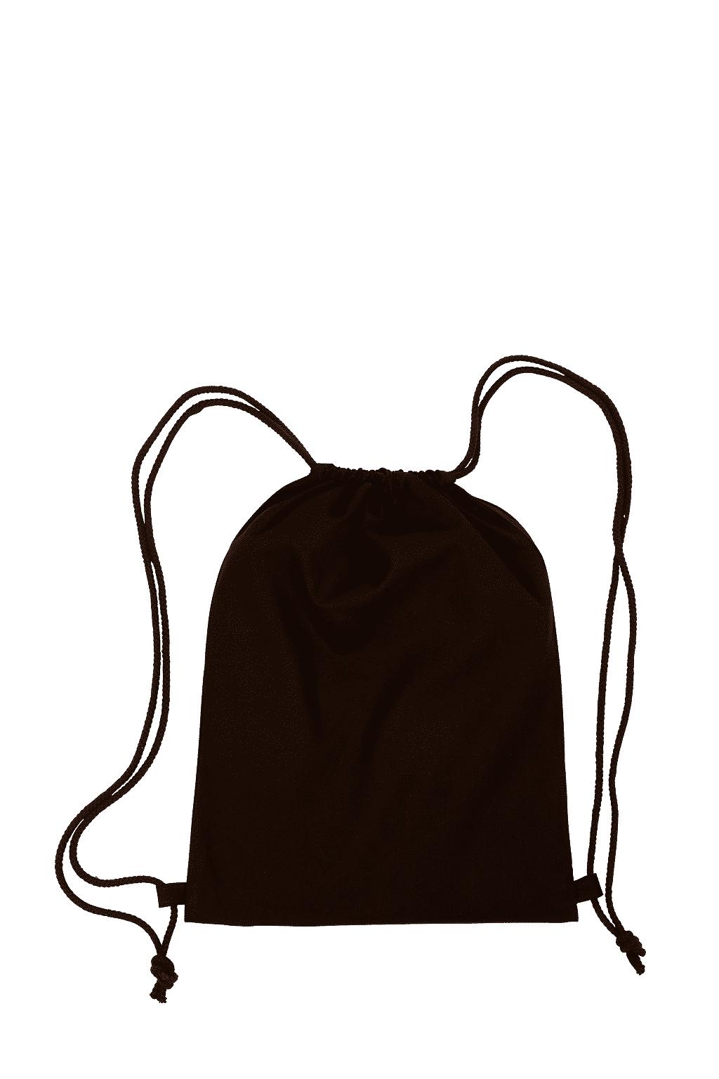 dunkler Beutel