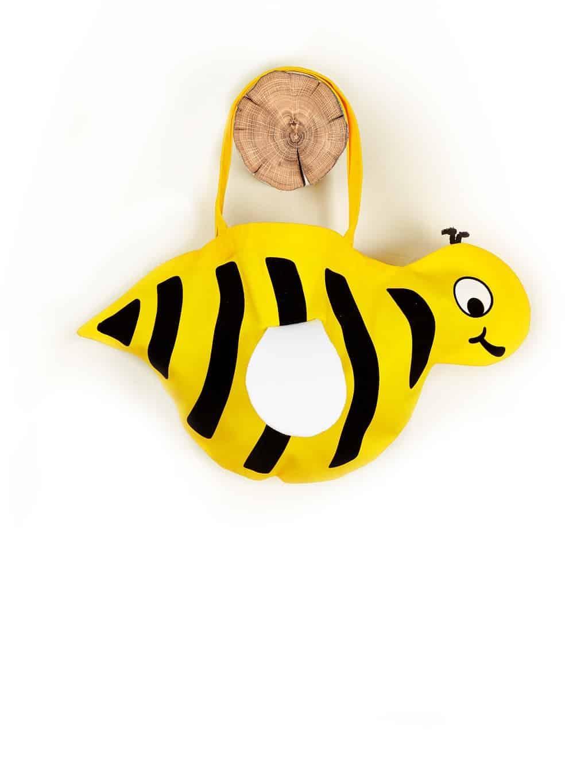 Tasche in Bienenform