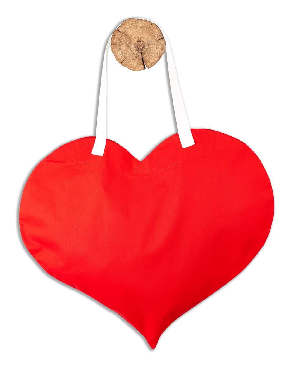Herztasche