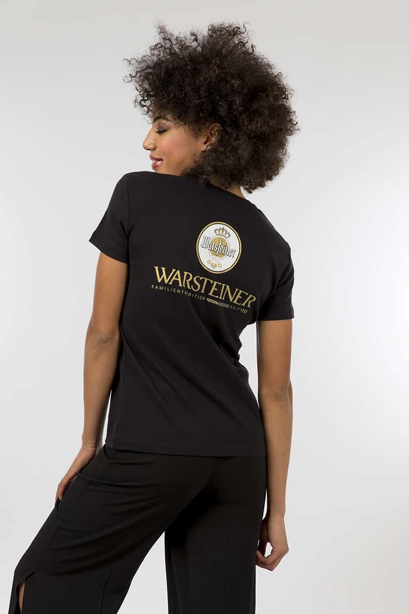 Siebdruck auf einem T-Shirt