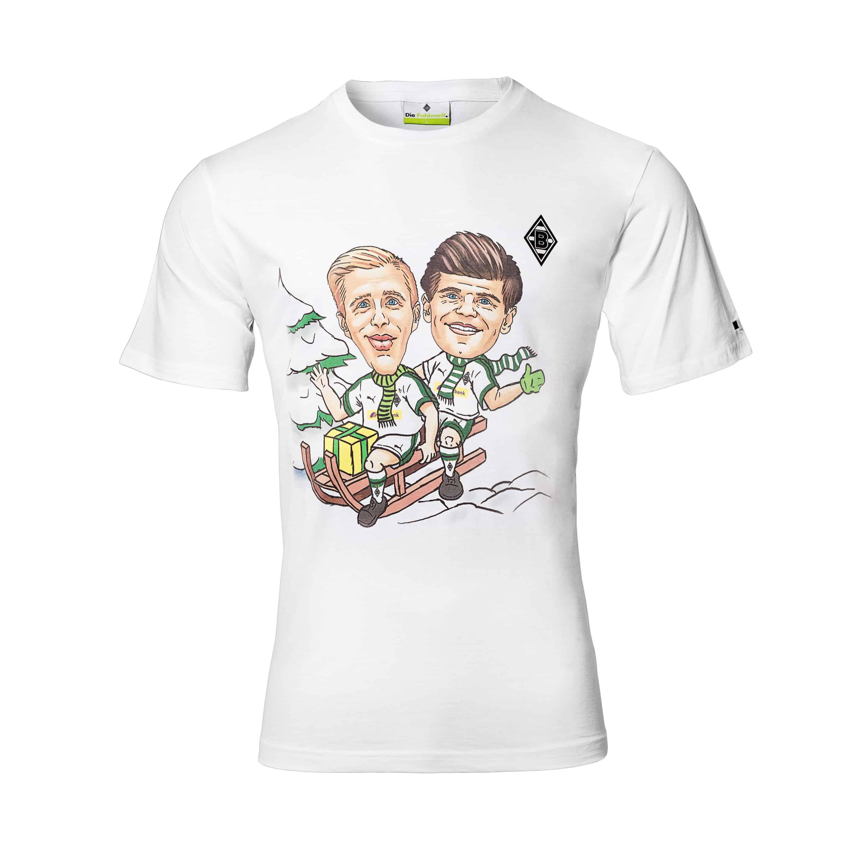 T-Shirt Borussia Mönchengladbach