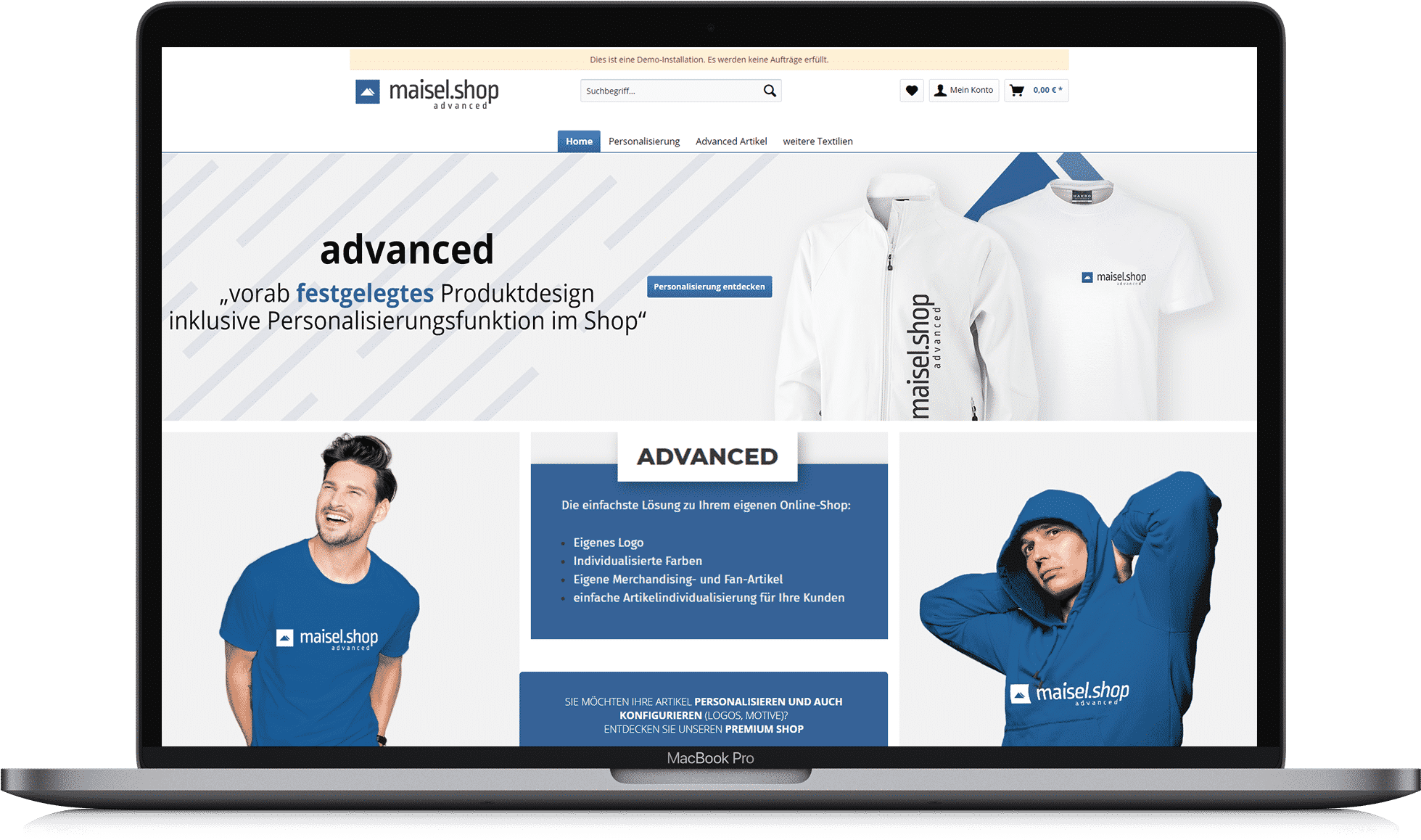 Maisel Shop Advanced