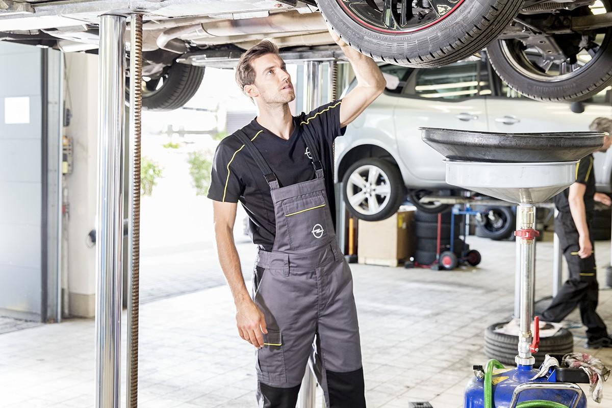 Opel Workwear
