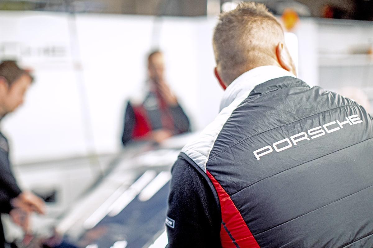 Porsche Spa 2019
