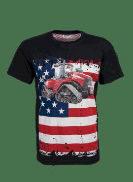 T-Shirt US Flagge