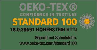 Oeko-Tex Standard Zertifizierung
