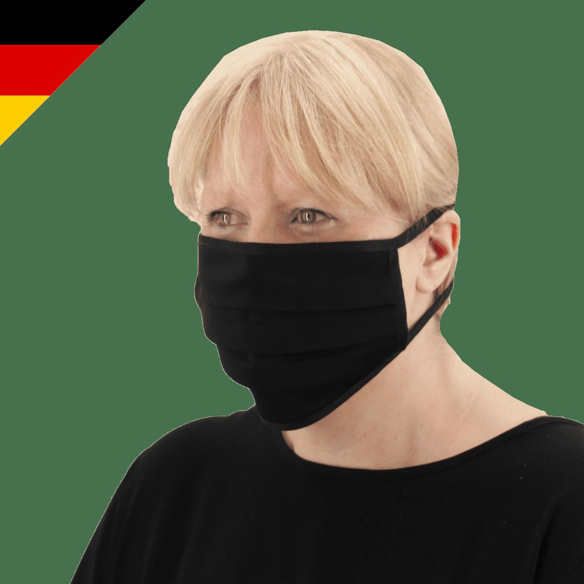 Maske zum Binden Made in Germany