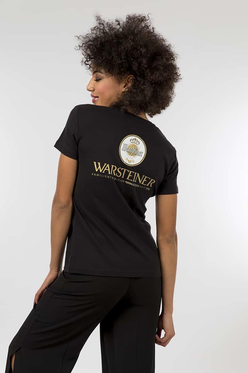 Transferdruck auf einem T-Shirt